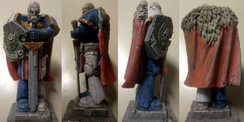 Storm Wardens Statue