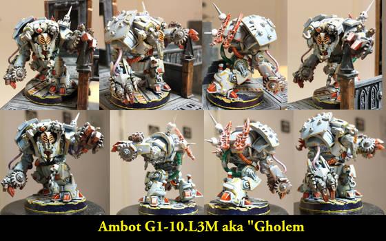 Ambot G1-10L3M aka Gholem