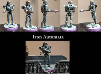 Iron Automata