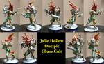 Julie Hollow, Chaos Disciple by Czethros