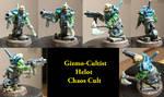 Gizmo-Cultist by Czethros