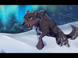 Accurate Balto by FurioustheOwlBoy