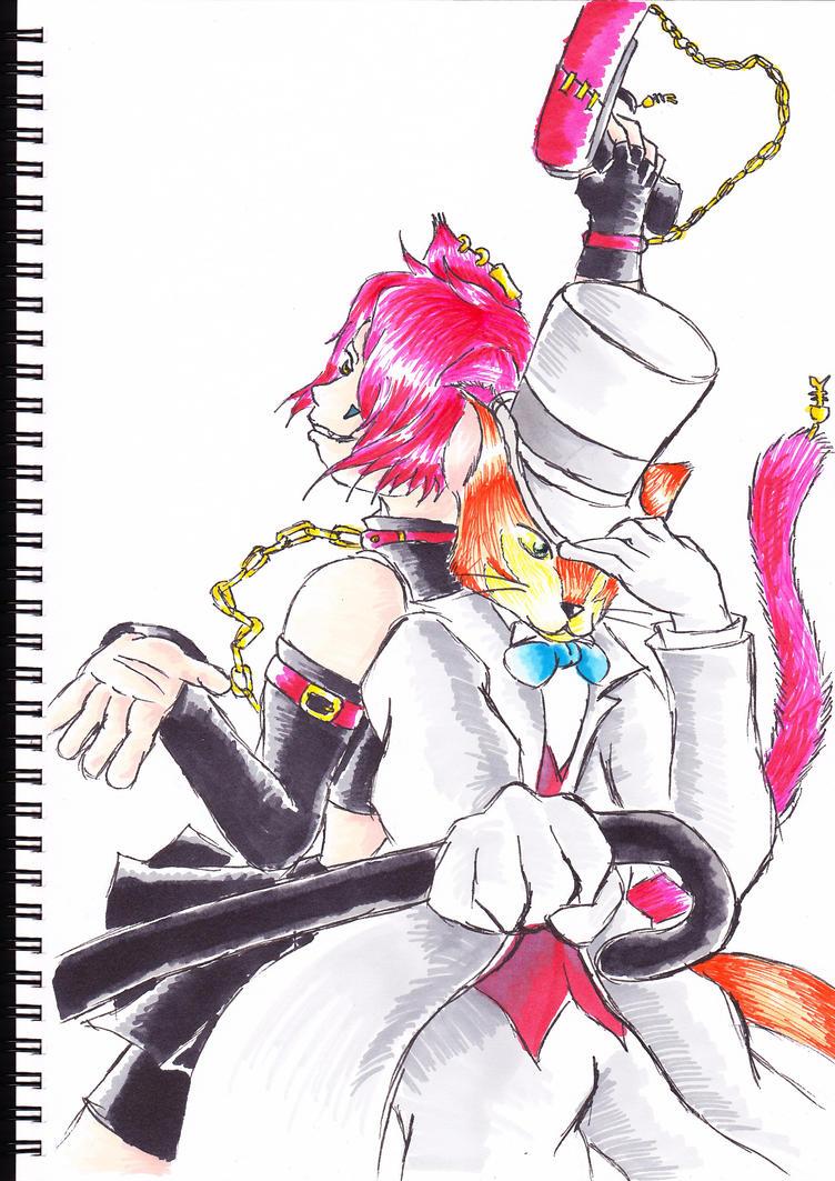 Baron and Boris by angelic-swordien
