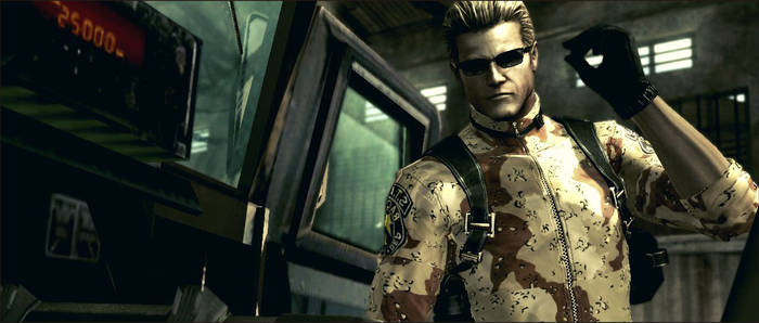 Military Wesker 5