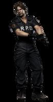 Resident Evil Outbreak Kevin Large Render HD