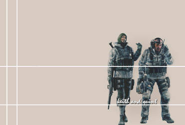 Keith and Quint wallpaper