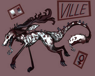 Ville [dren] by tail-mouth