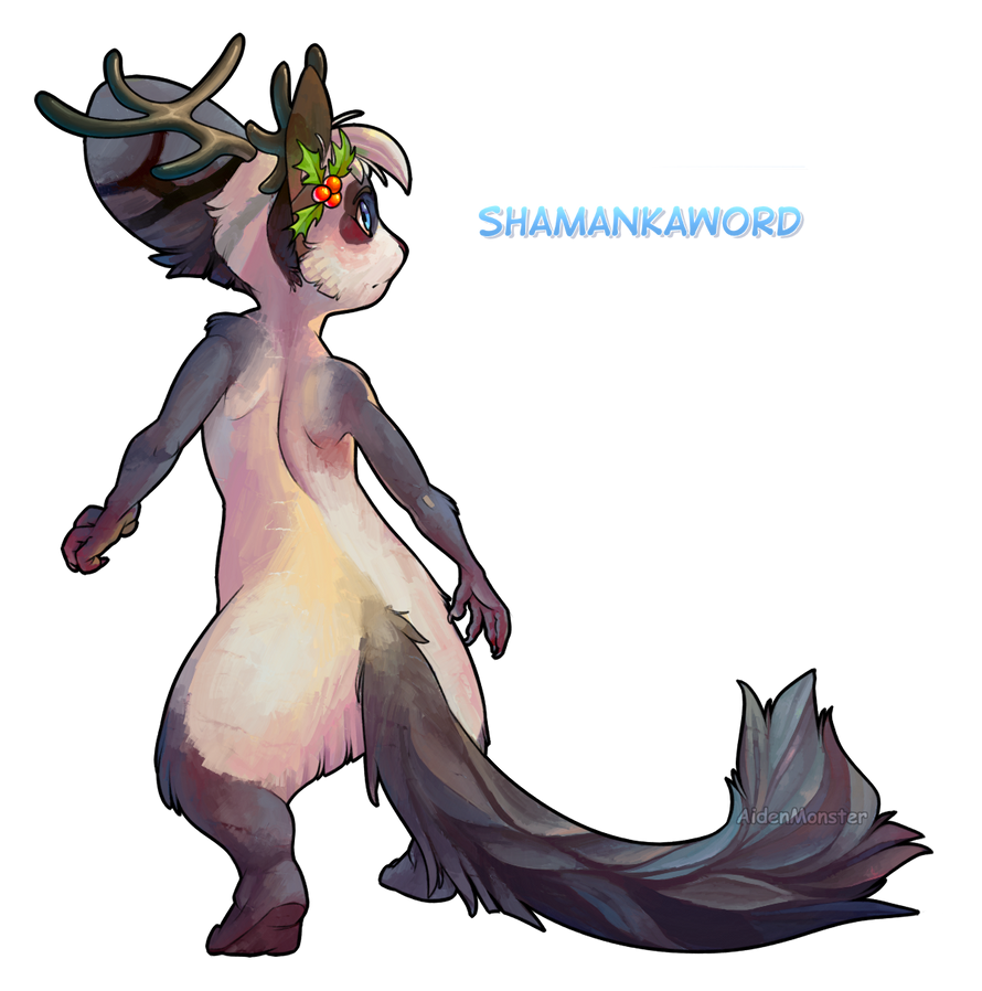 [TFM] Shamankaword by AidenMonster