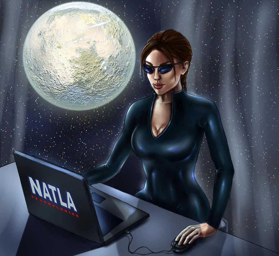 Lara Croft collab 03 by Inna-Vjuzhanina