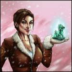 Lara Croft collab 05
