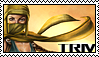 Tomb Raider: Last Revelation Stamp by Inna-Vjuzhanina