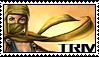 Tomb Raider: Last Revelation Stamp by Inna-Vjuzhanina