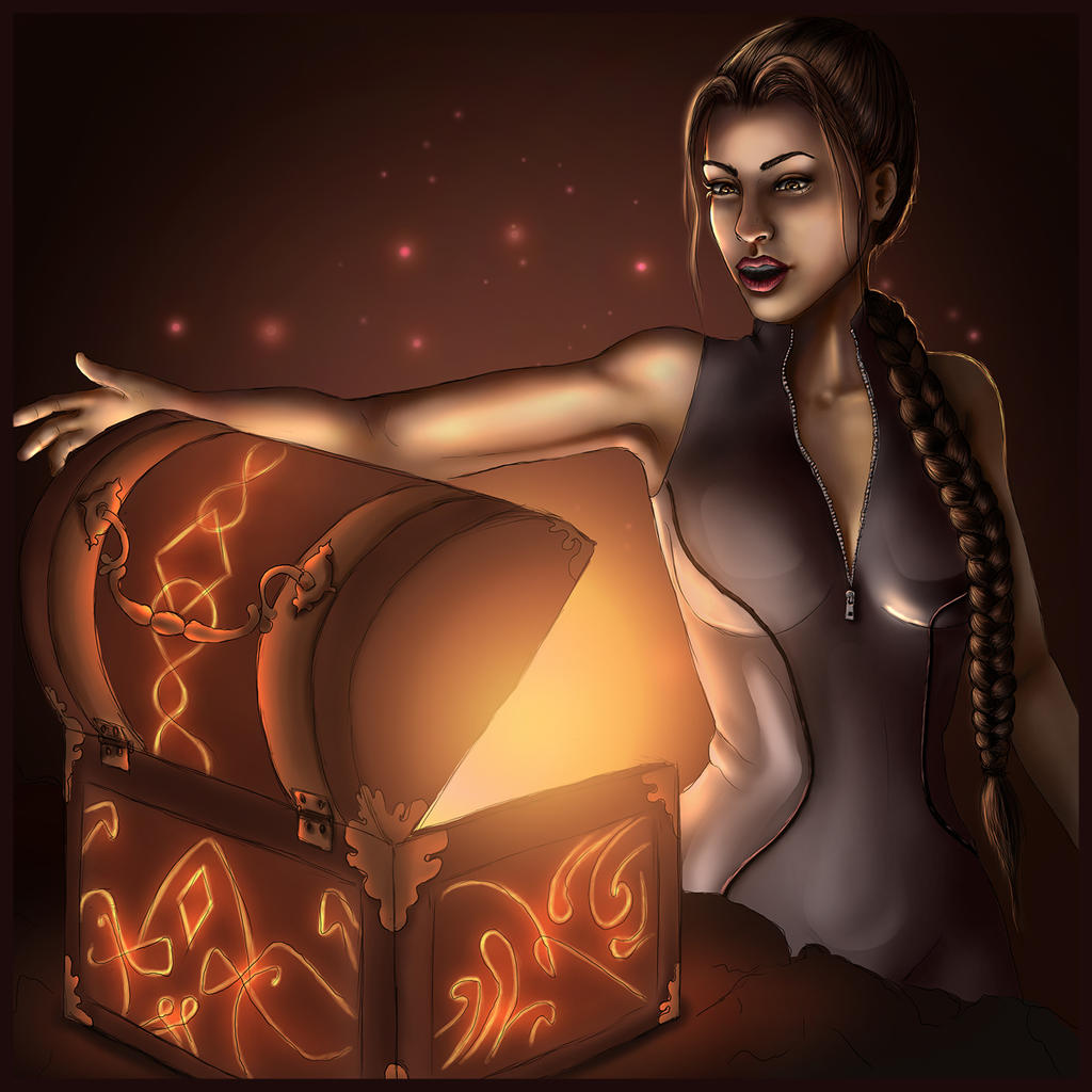 Lost treasures by Inna-Vjuzhanina