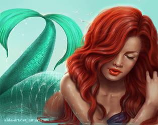 Ariel by Inna-Vjuzhanina