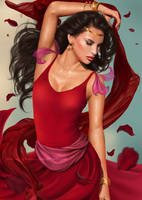 Esmeralda by Inna-Vjuzhanina