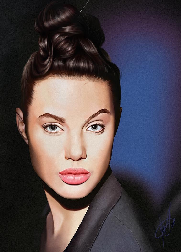 Angelina by Inna-Vjuzhanina