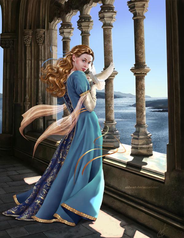 Princess Minda - Commission