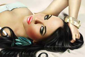 Turquoise by Inna-Vjuzhanina