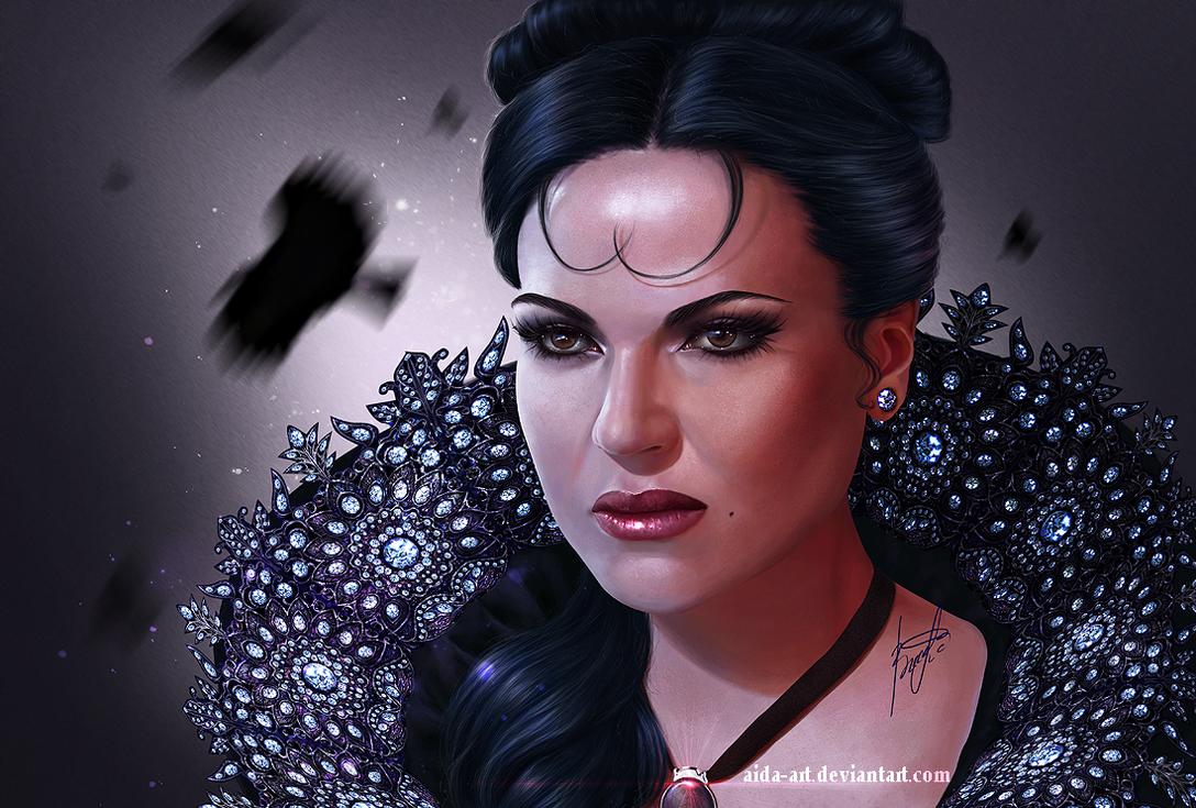 The evil Queen by Inna-Vjuzhanina