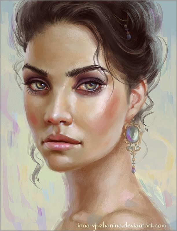 Catarina by Inna-Vjuzhanina