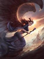 Maleficent by Inna-Vjuzhanina