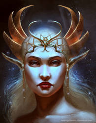 Her Majesty by Inna-Vjuzhanina