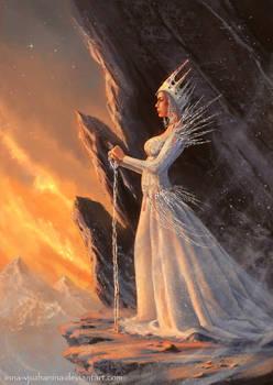 Ice Queen Davinela by Inna-Vjuzhanina