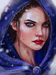 Cassandra by Inna-Vjuzhanina