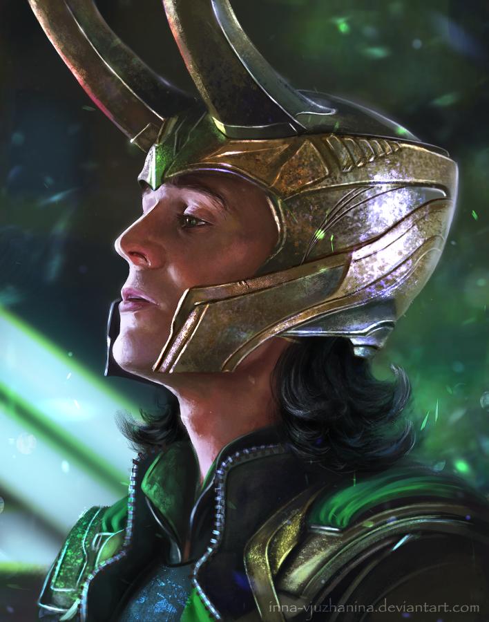 Loki by Inna-Vjuzhanina