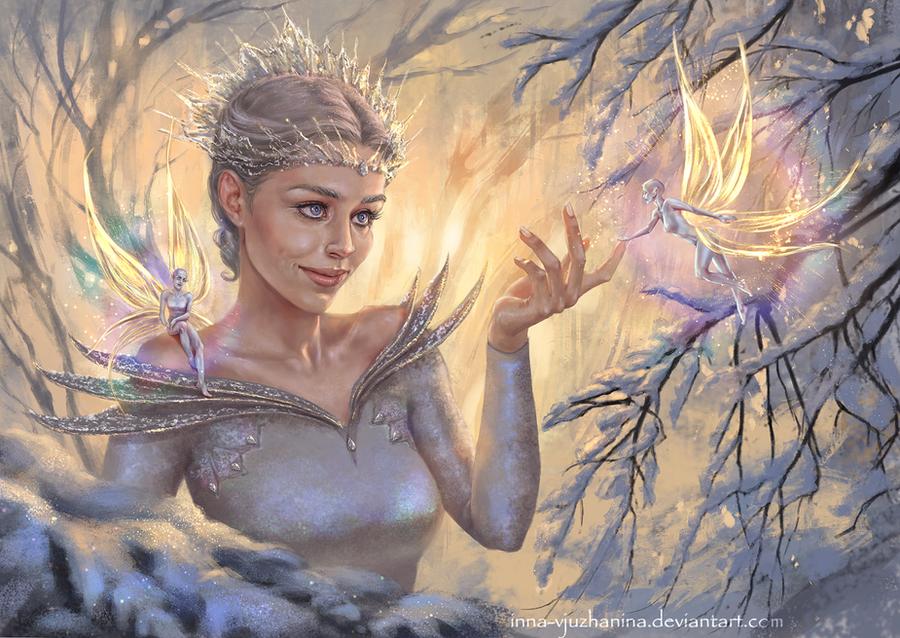 Winterspell by Inna-Vjuzhanina