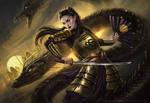 Dragon Army by Inna-Vjuzhanina