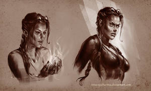 Lara sketches 02