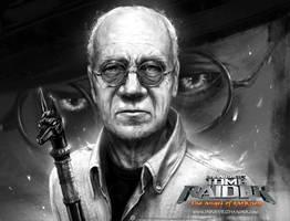 Tomb Raider: Angel of Darkness - Werner Von Croy by Inna-Vjuzhanina