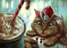 Happy Holidays! by Inna-Vjuzhanina