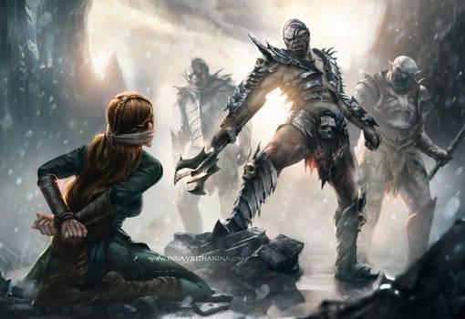 Hobbit - alt.ending scene