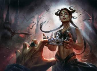 Reign by Inna-Vjuzhanina