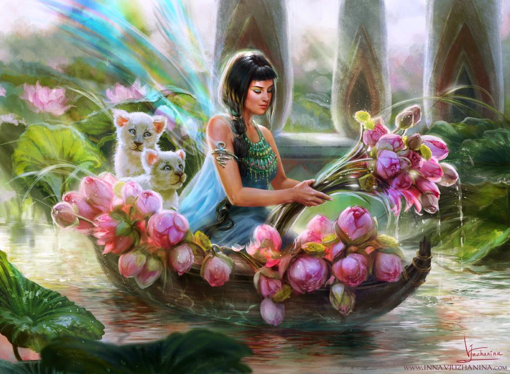Gift of Life by Inna-Vjuzhanina