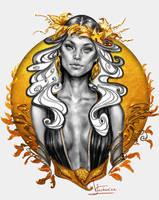 Demetra by Inna-Vjuzhanina
