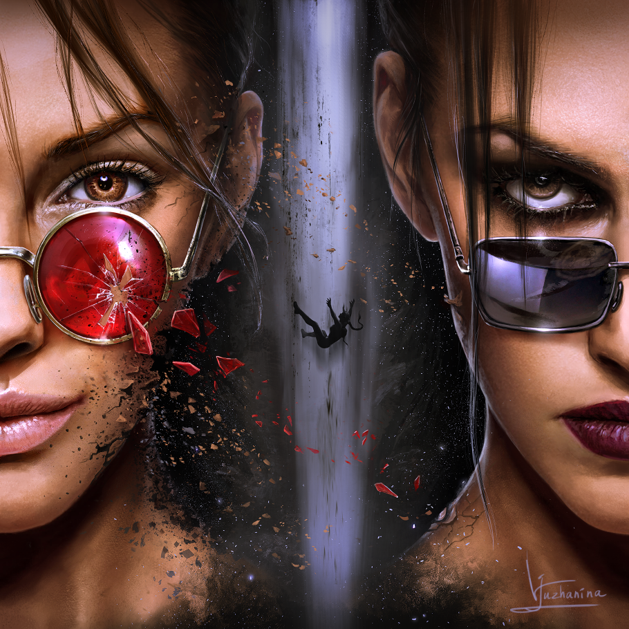 Tomb Raider: The Dark Angel Symphony by Inna-Vjuzhanina