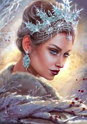 Merry Christmas! by Inna-Vjuzhanina