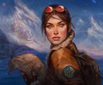 New Horizons by Inna-Vjuzhanina