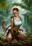 25 Years of the Tomb Raider by Inna-Vjuzhanina