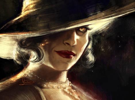 Lady Dimitrescu 03