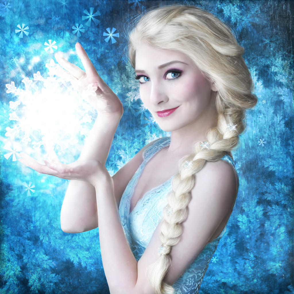 The Snow Queen by revande