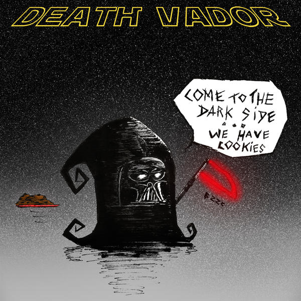 Death-Vador by ensombrecer