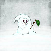 Snow Death by ensombrecer