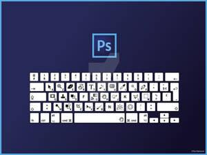 Photoshop Keyboard Shortcuts AZERTY