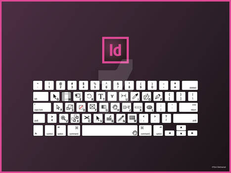 Indesign Keyboard Shortcuts QWERTY