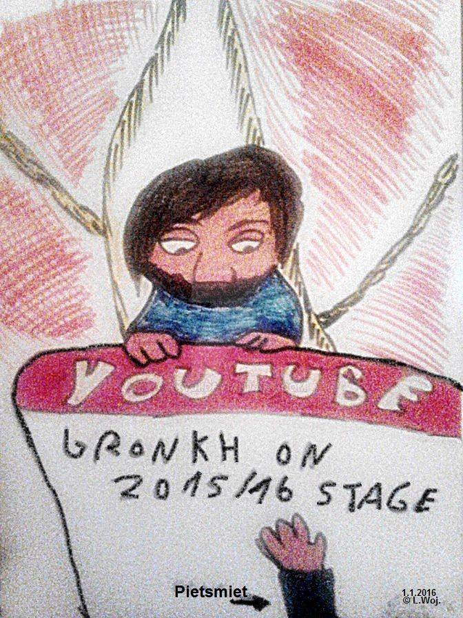 Gronkh New Year by Skyji