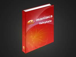 E-maniacs fairytale book cover by Radyb